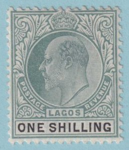 LAGOS 56 MINT  HINGED OG *  NO FAULTS EXTRA FINE