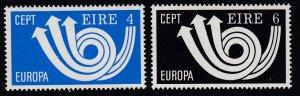 Ireland, Sc 329-330, MLH