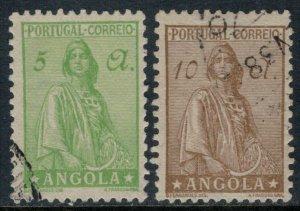 Angola #260-1  CV $7.75