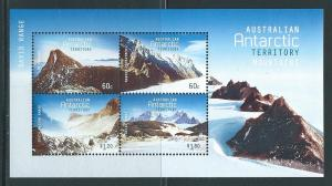 Australian Antarctic L171a Mountains s.s. MNH