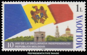 Moldova Scott 388 Mint never hinged.