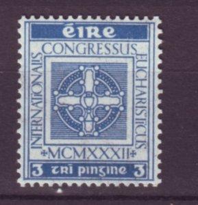 J20723 Jlstamps 1933 ireland hv of set mh #86 cross