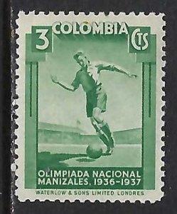 Colombia 445 MOG SPORTS Y010