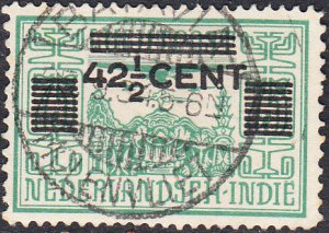Netherlands Indies #192  Used