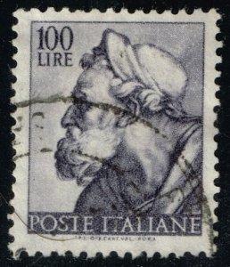 Italy #826 Ezekiel; Used (3Stars)