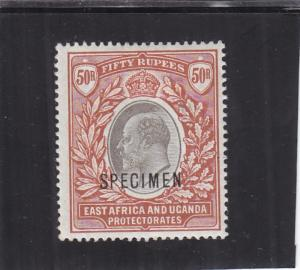 Kenya Uganda: Specimen, MH (28999)