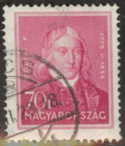 Hungary Scott 479 Used stamp