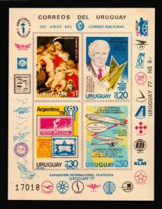 1977 HEISENBERB PHYSICS WORLD CUP SOCCER LINDBERGH RUBENS ZEPPELIN AIRLINE LOGOS