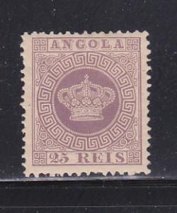 Angola 12 MH Crown
