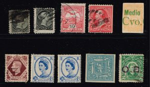 WORLDWIDE STAMP ACCUMULATE STAMP COLLECTION LOT #F3