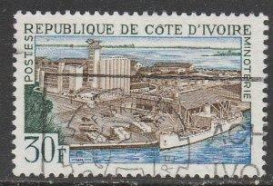 Côte d'Ivoire     266   (O)   (1968)