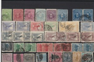 uruguay old stamps ref r10591