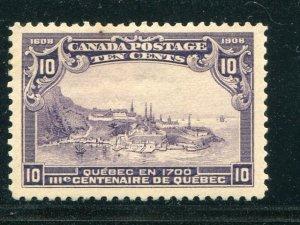 Canada #101  Mint  VF    - Lakeshore Philatelics