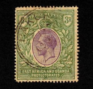 East Africa and Uganda – Scott #51 Used