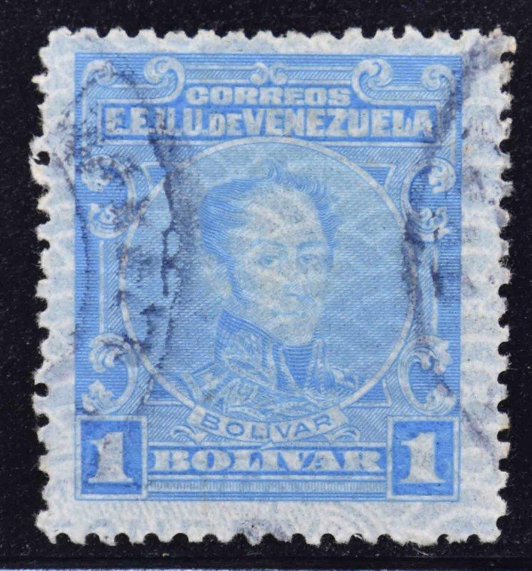 Venezuela  Scott 302 Used