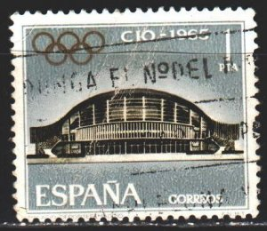 Spain. 1965. 1567. Olympic Committee Assembly. USED.