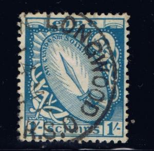 Ireland 76 Used 1923 issueSCV 2015 $17.00