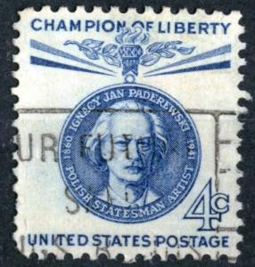 United States - SC#1159 - USED -1960 - Item USA266