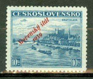 Q: Slovakia 23 MNH CV $360