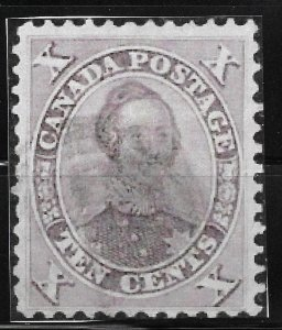 Canada - Scott #17b - Very Fine/Extremely Fine - Used (Used)