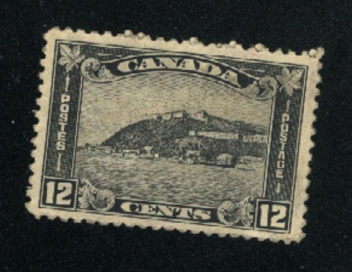 Canada #174   used   VF  PD
