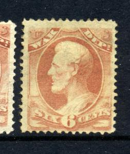 Scott #O86 War Official Mint Stamp (Stock #O86-3)