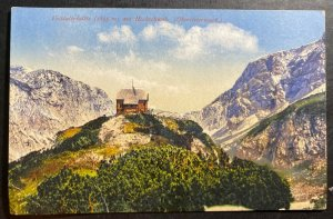 1917 Aflenz Austria Picture Postcard KUK Censored Cover To Vienna