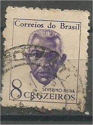 BRAZIL, 1963, used 8c, Neiva, Scott 952