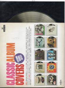 Great Britain Sc 2733b 2010 Classic Album Covers stamp sheet mint NH