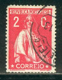 Portugal Scott # 213, used