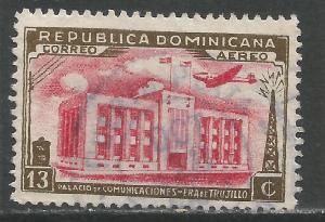 DOMINICAN REPUBLIC C50 VFU M867-1