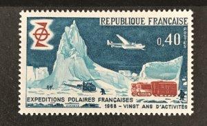 France 1968 #1224, MNH