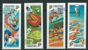 SINGAPORE SG845/8 1996 OLYMPIC GAMES MNH