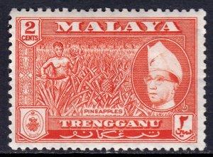 Malaya (Trengganu) - Scott #76 - MH - SCV $1.00