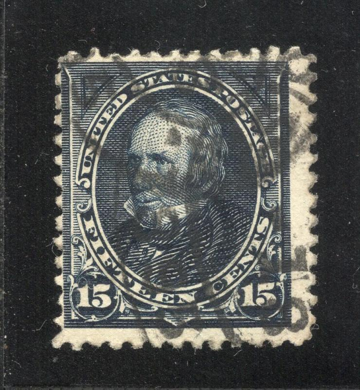 US#259 Indigo - Used