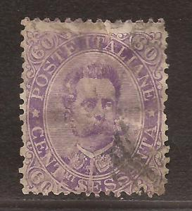 Italy  # 55   used