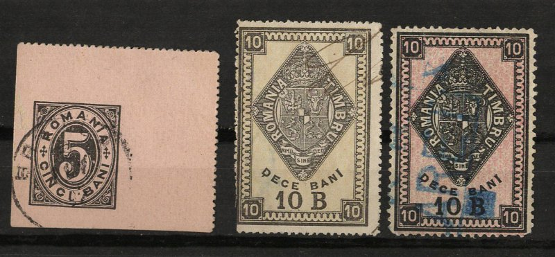 Romania Fiscals and Cut Square
