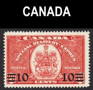 Canada Scott E9 F+ mint OG NH.