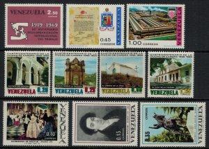 Venezuela #944-53* NH  CV $8.70