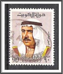 Kuwait #472a Sheik Sabah Used