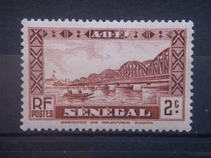 SENEGAL, 1935, MNH 2c, Scott 143