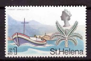 Saint Helena Scott 223 MNH** New shade for 1971 set