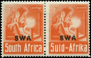 South West Africa Scott #150 SG #128 Mint Hinged