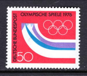 Germany 1204 Olympics MNH VF