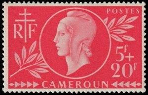 Cameroun - Scott B28 - Mint-Hinged