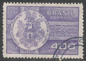 BRAZIL 453 VFU R461-1