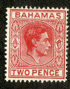 BAHAMAS 103b MH BIN .50 ROYALTY