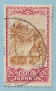 COOK ISLANDS 139  USED - NO FAULTS EXTRA FINE!