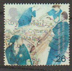 Great Britain SG 2081 Used