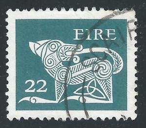 Ireland #472 22p Dog from Ancient Brooch County Kilkenny